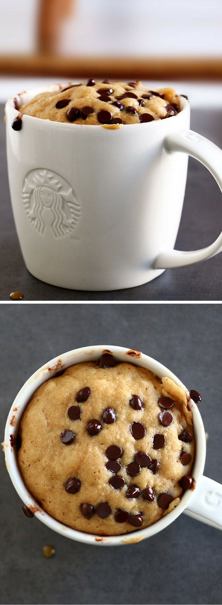 This Healthy Peanut Butter Mug Cake is scrumptiously delicious and can be whipped up in 3min. It is refined sugar free, gluten-free and can even be made to be vegan.