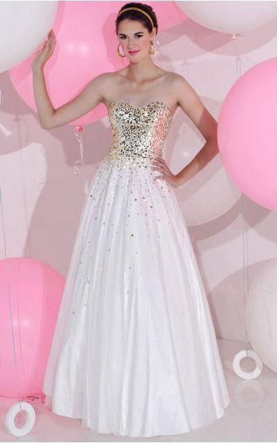 Taffeta Sweetheart Natural Ball Gown Floor-length Bridesmaid Dresses 0190472
