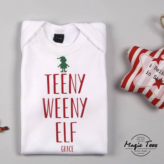 Family Elf Shirts, Matching Family Christmas Pajamas Shirts, Matching Family Christmas Outfits, Christmas Raglan Shirt, Elf Shirt, 100% cotton These t-shirts make a great gift for the grown up Elf and his/her troop of little Elfs. A really fun gift for Christmas. Baby bodysuit -