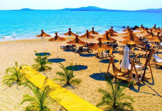Bulgaria beach