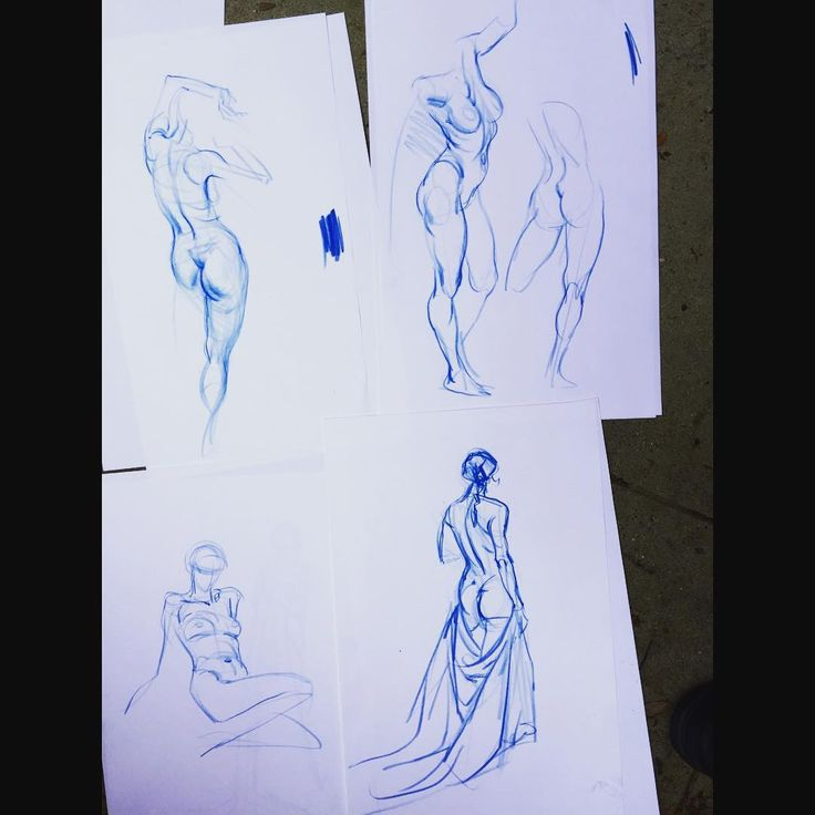 Some quick sketches of @kathiuciadias