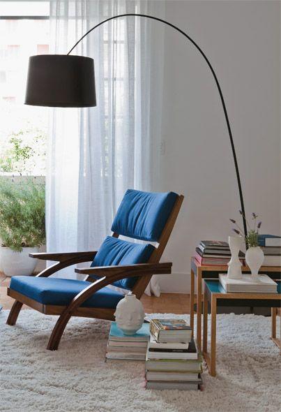 6 cantinhos de leitura para relaxar - Casa