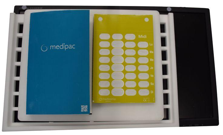 Nous sommes ravis aujourd'hui de vous annoncer que le module digiplan est maintenant compatible avec nos solutions medipac (pilulier hebdomadaire) et mono28
