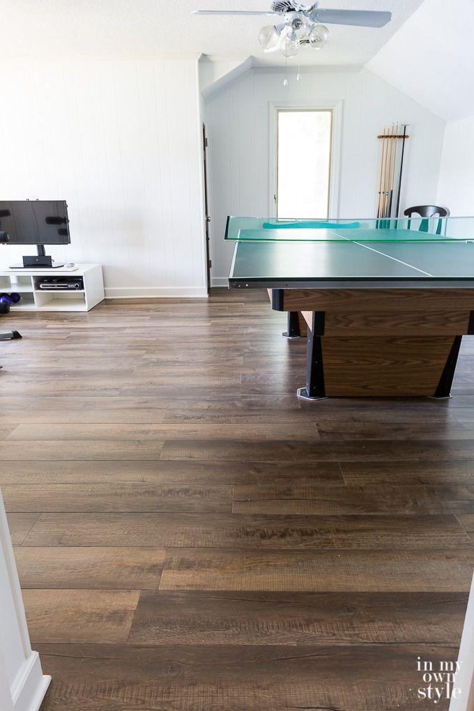 Tarkett Luxury Vinyl Plank Flooring