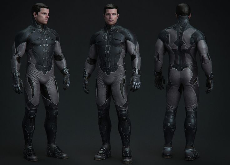 Batman - Arkham Knight — James Ku - CG Character Artist