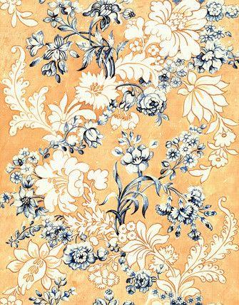 design for woven silk, by anna maria garthwaite -- va prints