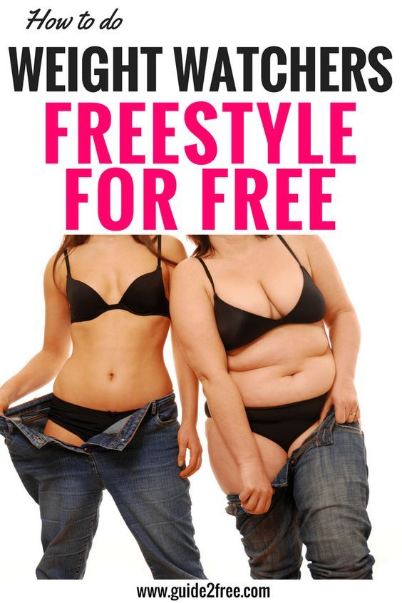 "Many of you have been asking for a post updated with How to do the new Weight Watchers Freestyle Plan for free so here it is!  If you want to see the original post on how to do weight watchers (points plus) for freeyou can view it here.Weight Watchers Freestyle is the newest program from Weight watchers.  The core of the program is the same, they have just updated the Zero points foods list and added ""rollovers"""