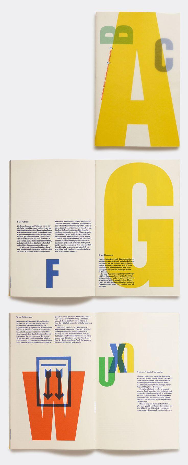 Jost Hochuli (né en 1933) est un typographe et un graphiste suisse internationalement reconnu pour son travail de qualité et d'inventivité dans le domaine du design de livre. Après avoir étudié à l…