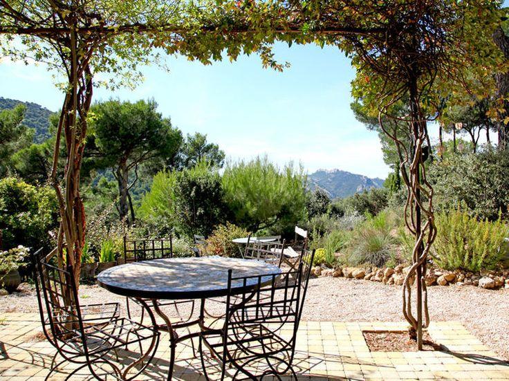 23 best un petit tour au jardin images on pinterest - Petit jardin romantique tours ...