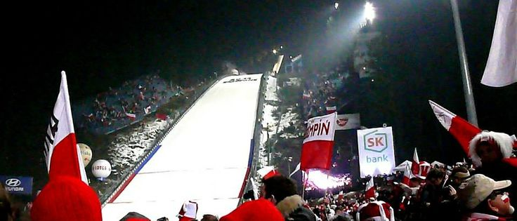 Wielka Krokiew w Zakopanem i najlepsi kibice na świecie :)