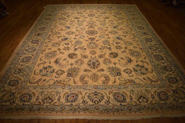 Original Semi-Antique Handmade 10 x 13 Rugs for Sale Online Cheap Persian Rug