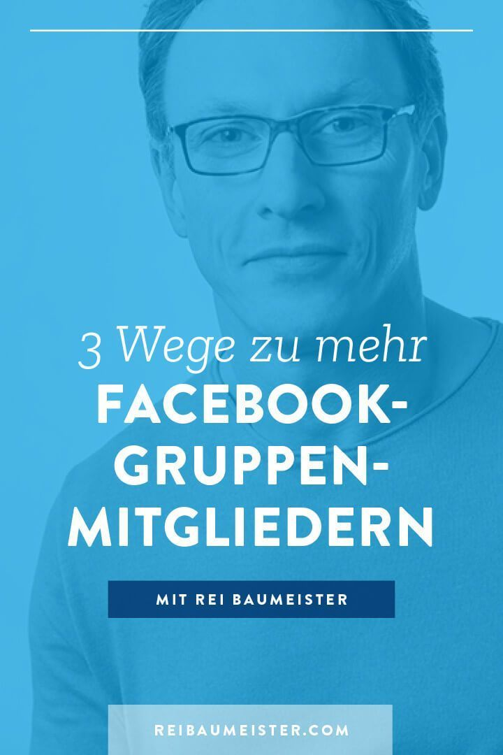 5 Wege Wie Du Mit Facebook Ads Mehr Mitglieder 1