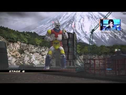 Godzilla Ps4: Jet Jaguar Walkthrough - YouTube
