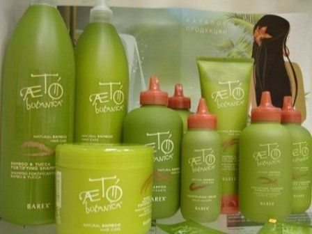 Купить косметику для волос Barex: натуральные масла и экстракты   #косметика_для_волос #Barex #уход_за_волосами #красота