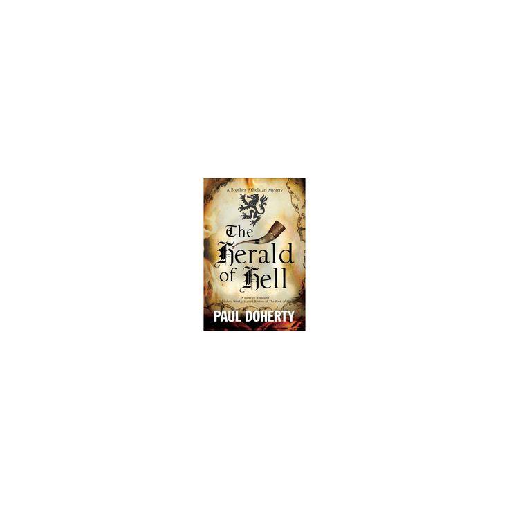 Herald of Hell (Hardcover) (Paul Doherty)