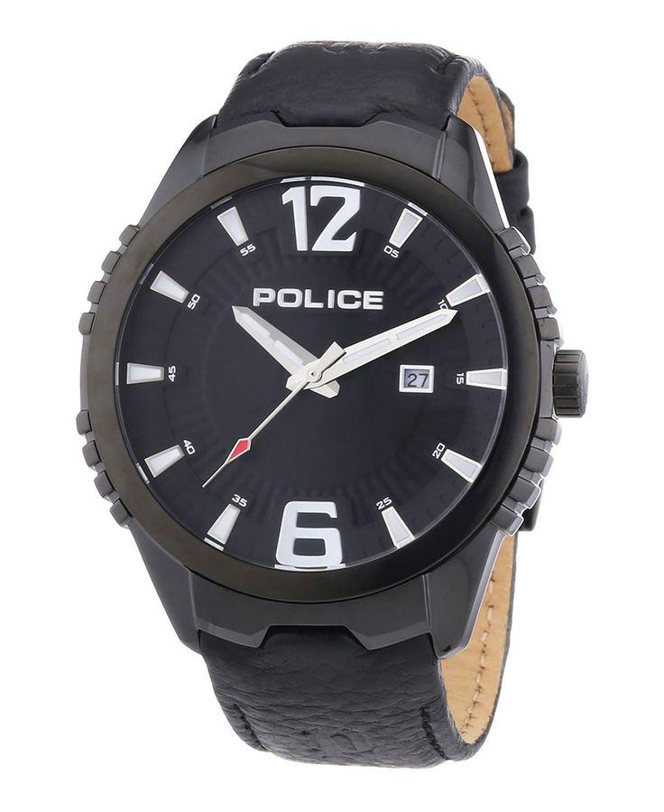 Orologio police - caratteristiche: 3 lancette con datario - movimento: miyota 2115 - dimensioni della cassa: 46x52 - c - Orologio donna vice Bianco