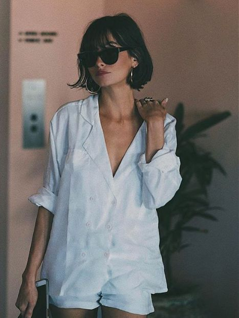My latest obsession – pony with short hair – plus other fashion findings, w – fashion