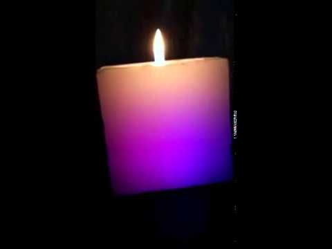 LIGHTEN UP   Color Changing Candles