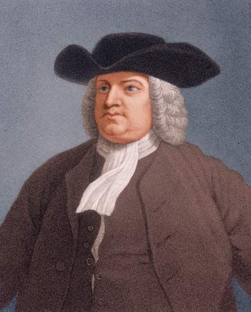 June 23, 1683: William Penn signs a friendship treaty with the Lenni Lenape Indians in Pennsylvania.