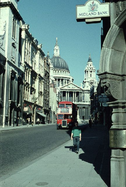 Ludgate Hill, 1959