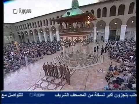 الجامع الأموي رمضان 2008 موائد الرحمن تسجيل نادر وحصري Places