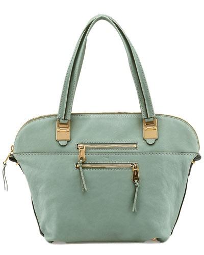 Chloe Angie Medium Leather Shoulder Bag 88