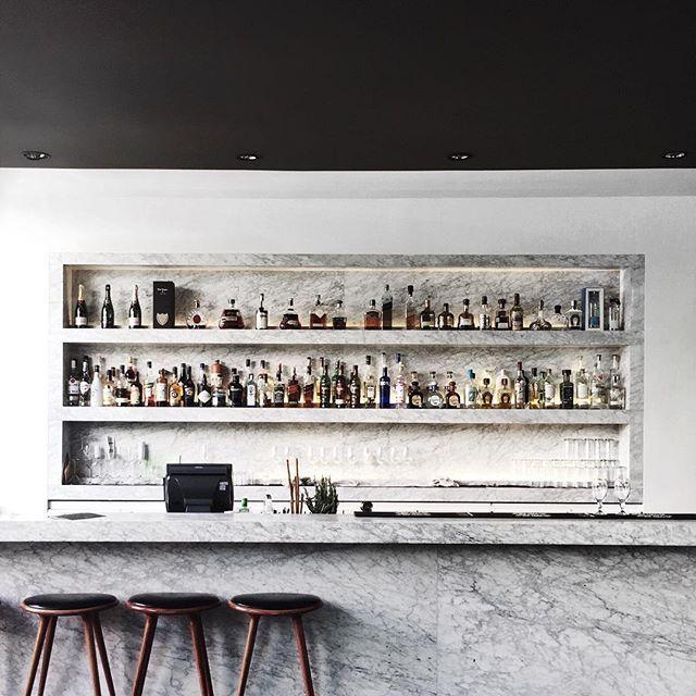 Bar - Distrito Hotel in Mexico by Joseph Dirand.