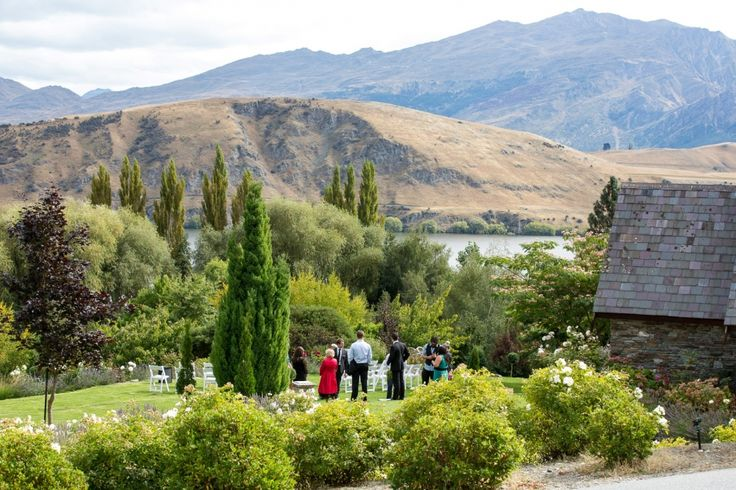 Stoneridge Estate Garden Ceremony