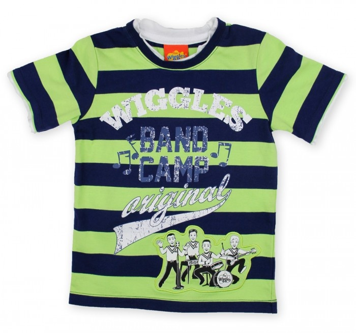 Wiggles Boys Striped T-shirt $15  http://www.clothingforkids.com.au/striped-t-shirt-cfk12-305w