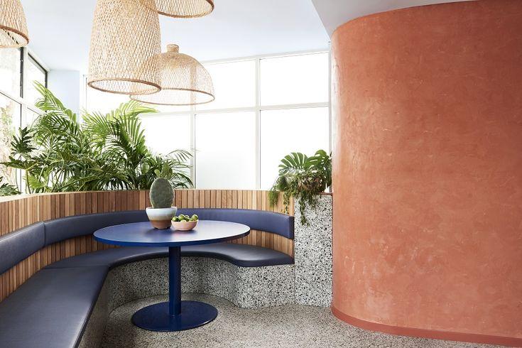 Fonda Mexican Bondi Beach Prototype Commercial Furniture