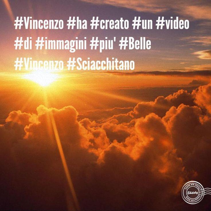 Photo remix by Vincenzo Sciacchitano via @Slidely