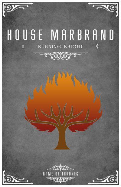 El árbol de la Casa Marbrand