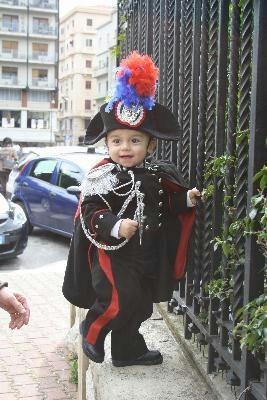 Junior Carabiniere, Italy