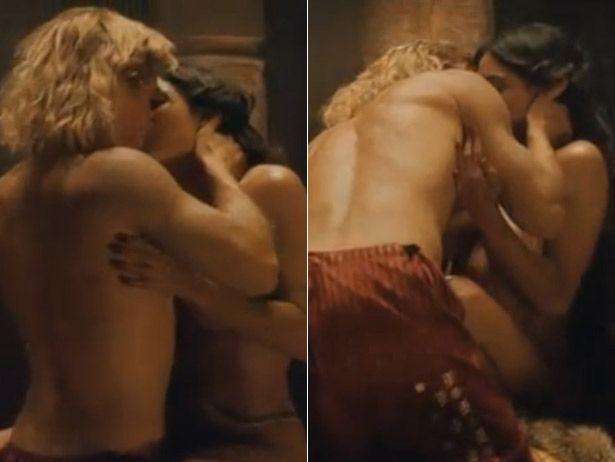 Alexabder the great sex scenes