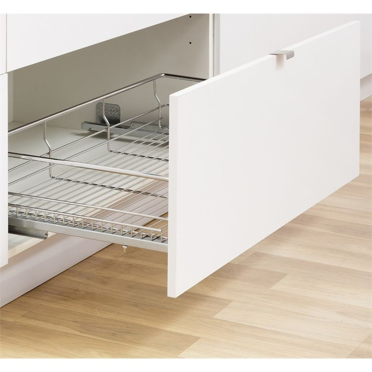 A Shelf 58 15c 5 Chrome Pull Out Basket: 100+ Ideas To Try About Kitchen Storage