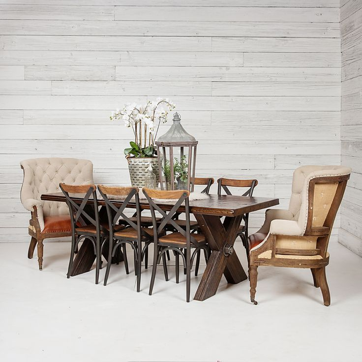 Find The Perfect Farmhouse Table To Complete Your Kitchen At Urban Designs