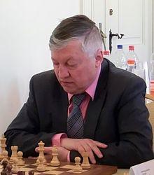 23/05/1951 : Anatoly Karpov, joueur d'échecs russe.