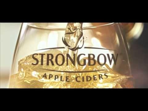 Reclama Strongbow – Cidru de mere | Publicitate românească