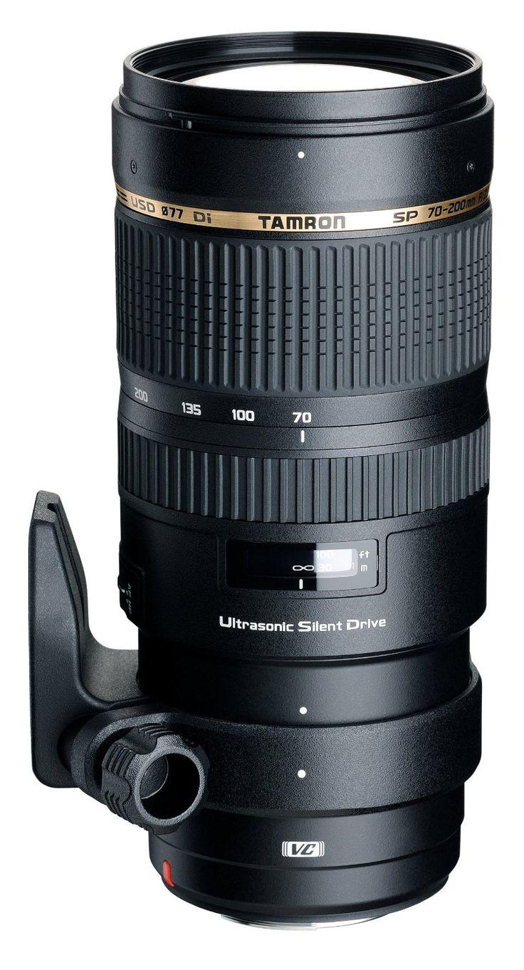Amazon.com : Tamron SP 70-200mm F2.8 Di VC USD Telephoto Zoom Lens for Canon (Model A009E) - International Version (No Warranty) : Camera Lenses : Camera & Photo