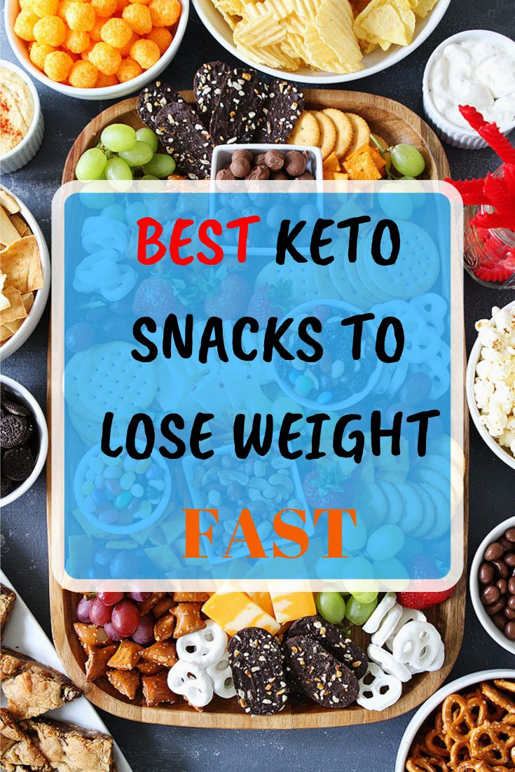 Keto Weight Loss – Keto Snacks: 15 Keto Diet Snacks That Will Help You Lose Weight
