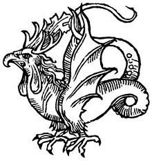 Basilisco (criatura mitológica) - Wikipedia, la enciclopedia libre
