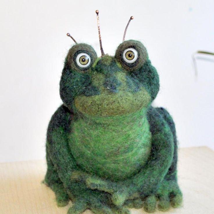 Глазки для войлочных игрушек - Ярмарка Мастеров - ручная работа, handmade