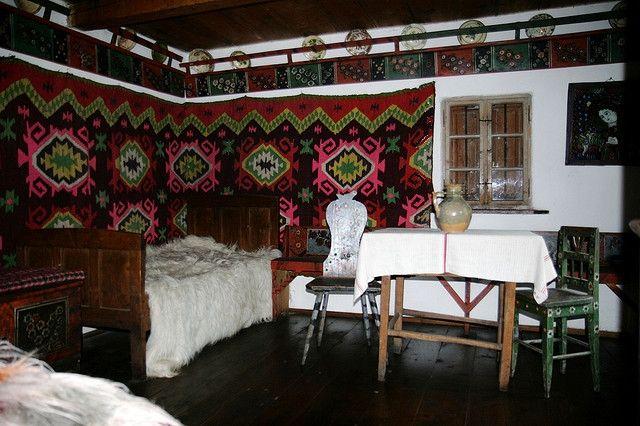 Muzeul Satului Branean - Bran, jud. Brasov