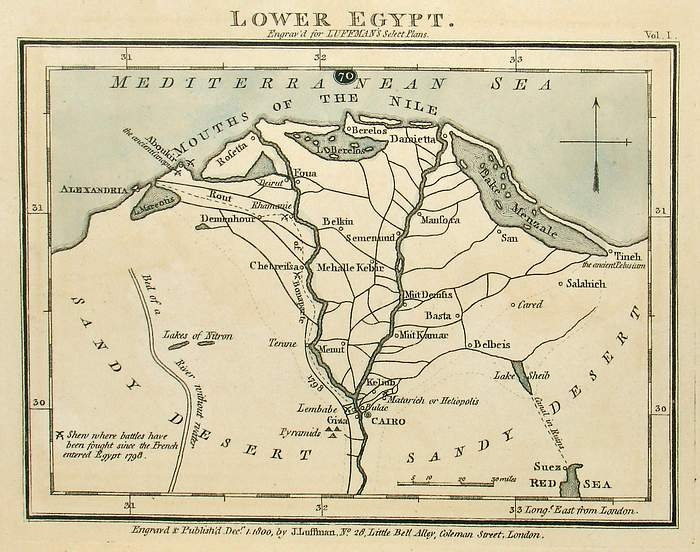 Best Egyptian Maps Images On Pinterest Ancient Egypt Antique - Map of egypt detailed