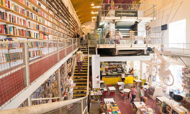 10 of the best industrial-chic spaces worldwide