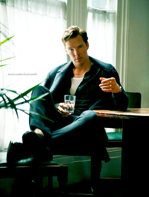 I  Benedict Cumberbatch