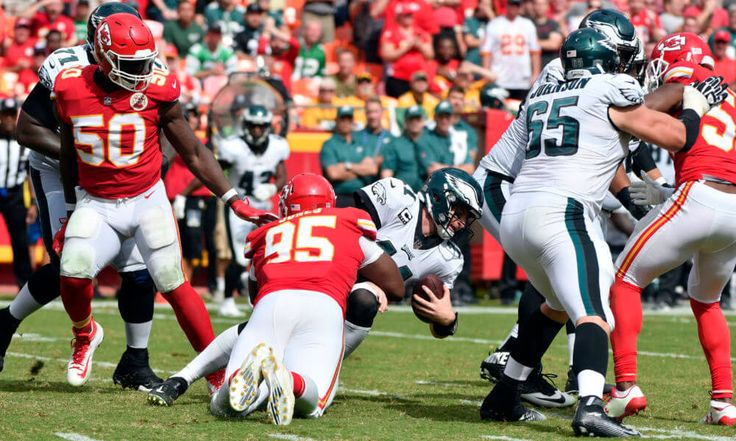 Chiefs Weekly Spotlight – Chris Jones = Chris Jones, defensive tackle for the Kansas City Chiefs, had the game of his career in week 2 against the Eagles.  Jones was a major key to the Chiefs' victory.  But.....
