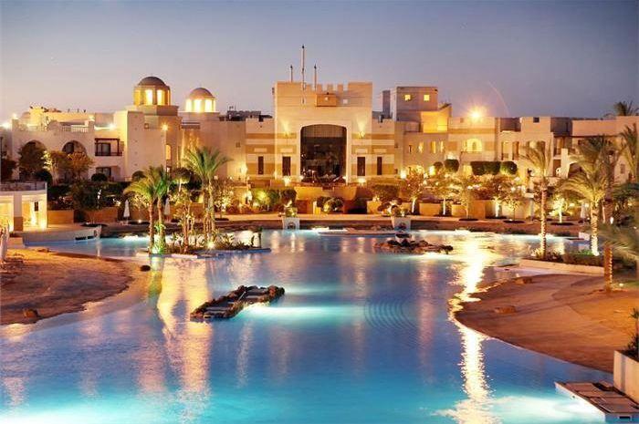 InterContinental Hotel_The_Palace_Port_Ghalib_Resort _Marsa_Alam - Egypt