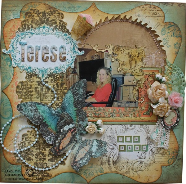 A Project by kottens from our Scrapbooking Gallery originally submitted 06/27/11 at 10:31 AM