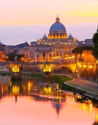 Travel Inspiration | Rome, Italy